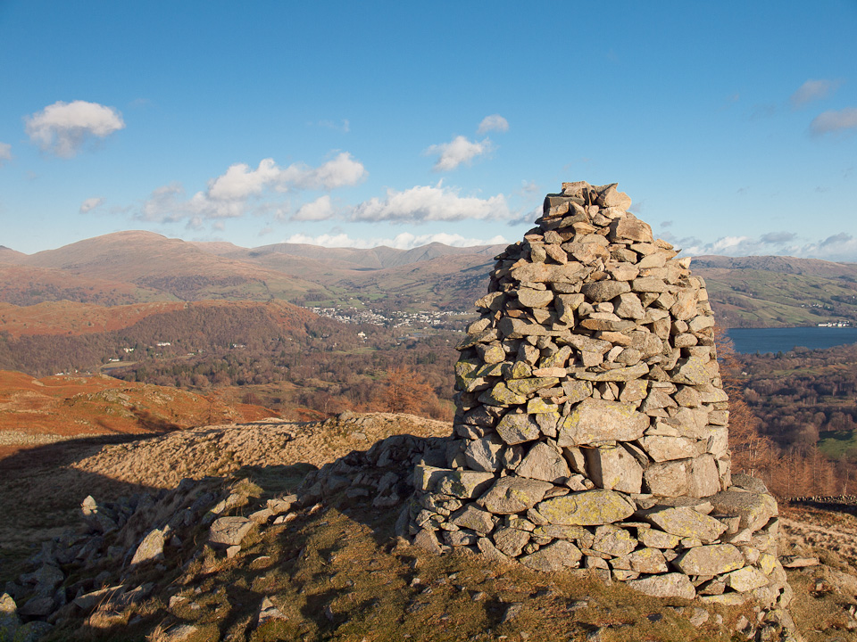 The south east cairn