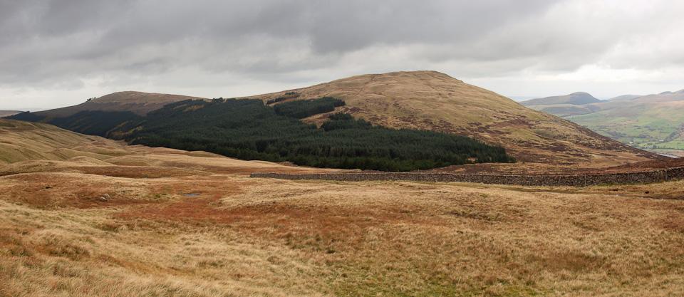 Grike and Crag Fell from Ennerdale Fell