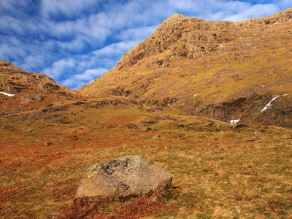 Rossett Pike and Rossett Gill
