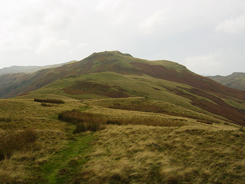 High Dodd from Sleet Fell